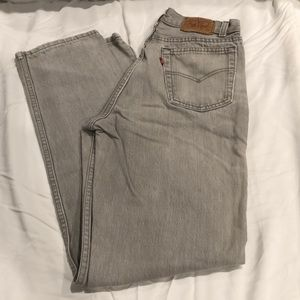 Levi's Red Tab 501's